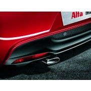 MiTo Exhaust Tail Pipe (Ex Double Exhaust)
