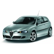 Alfa 147 Sport Front Bumper Spoiler
