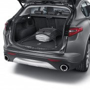 Stelvio Cargo Boot/Storage/Transport Floor Net