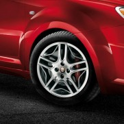 "MiTo 16"" Alloy Wheel [Single Wheel]"