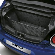 MiTo Luggage Compartment Net - Preotection/Stowing