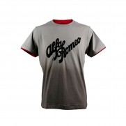 Genuine Alfa Grey Mens T-shirt [Size: XXL]