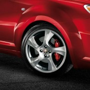 "MiTo 17"" Alloy Wheel [Single Wheel]"
