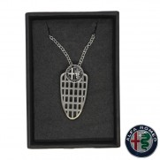 Alfa Romeo - Heritage - Stainless Steel Necklace