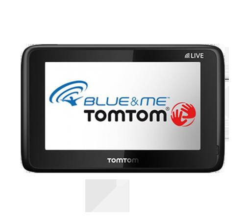 Blue & Me TomTom II